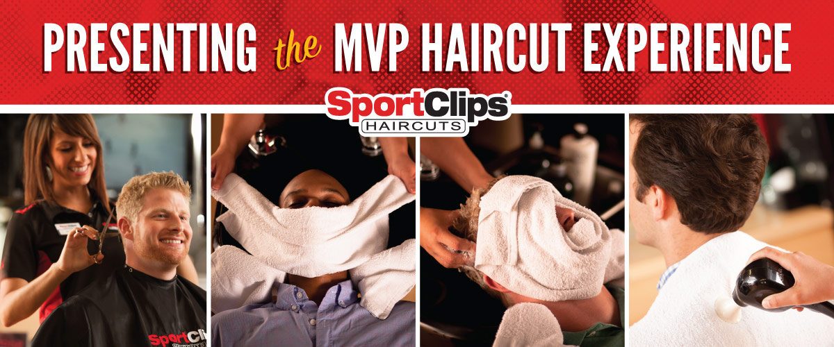The Sport Clips Haircuts of Commerce City - Reunion Marketplace  MVP Haircut Experience