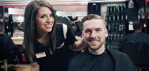 Sport Clips Haircuts of Commerce City - Reunion Marketplace ​ stylist hair cut